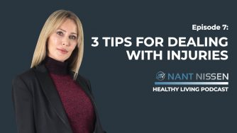 3 Steps for dealing with injuries