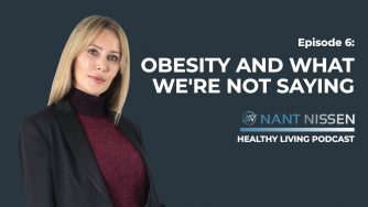 Healthy Living Podcast Episode: Obesity and what we're not saying