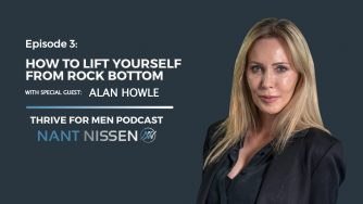 How to lift yourself from rock bottom