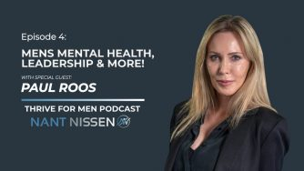 Mens Mental Health, Leadership and more with Paul Roos
